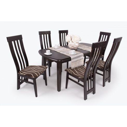Lara étkező Dante asztallal ( 6 személyes)