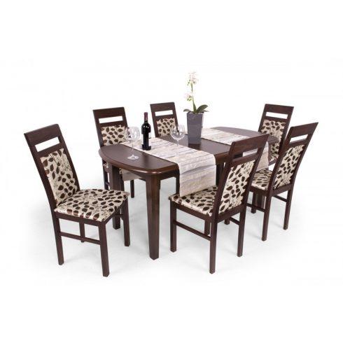 Léna étkező Dante asztallal ( 6 személyes)