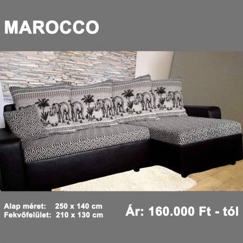 Marocco sarokülő