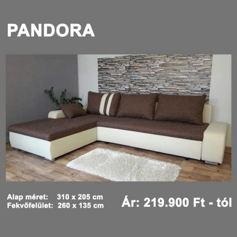 Pandora sarokülő